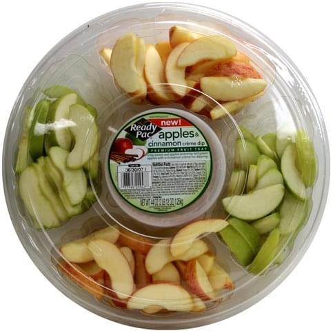 Ready Pac Apple & Cinnamon Creme Dip Apples & Cinnamon Creme Dip - 44 oz