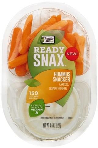 Ready Pac Hummus Snacker - 4.5 oz