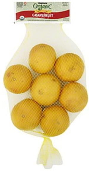 Wegmans Organic Grapefruit - 64 oz