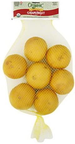 Wegmans Grapefruit Organic