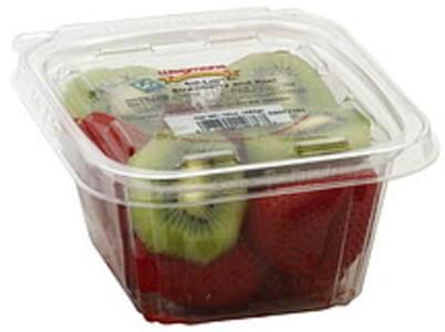 Wegmans Strawberry and Kiwi