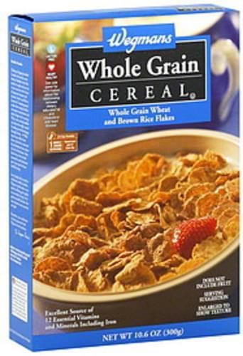 Wegmans Whole Grain Cereal - 10.6 oz