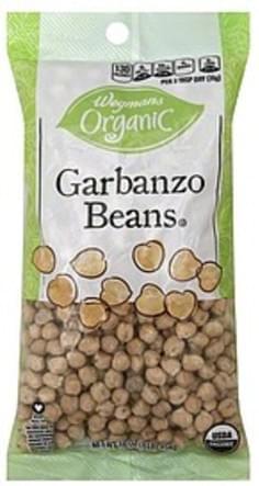 Wegmans Garbanzo Beans