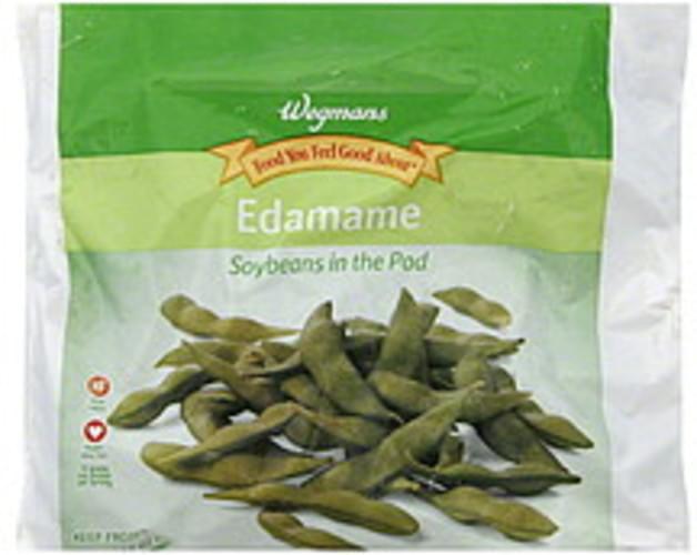 Wegmans Edamame - 12 oz