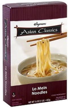 Wegmans Noodles Lo Mein