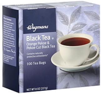 Wegmans Black Tea