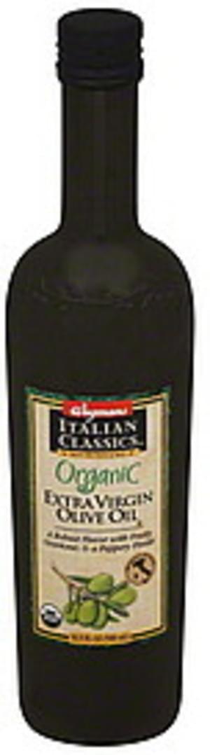 Wegmans Extra Virgin, Organic Olive Oil - 16.9 oz