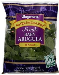 Wegmans Baby Arugula Fresh