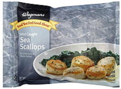 Wegmans Sea Scallops Wild Caught