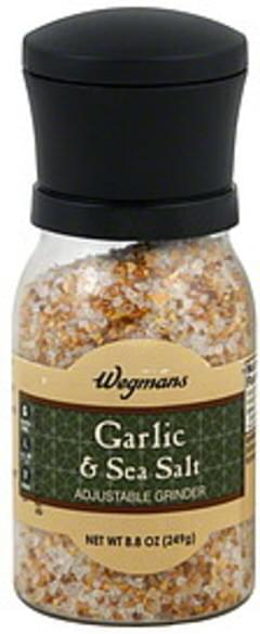 Wegmans Garlic & Sea Salt Adjustable Grinder