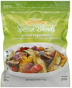 Wegmans Grilled Vegetables Special Blends