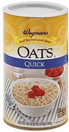 Wegmans Quick Oats