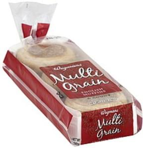 Wegmans English Muffins Multi Grain