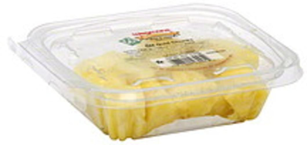 Wegmans DM Gold Chunks Pineapple - 6 oz