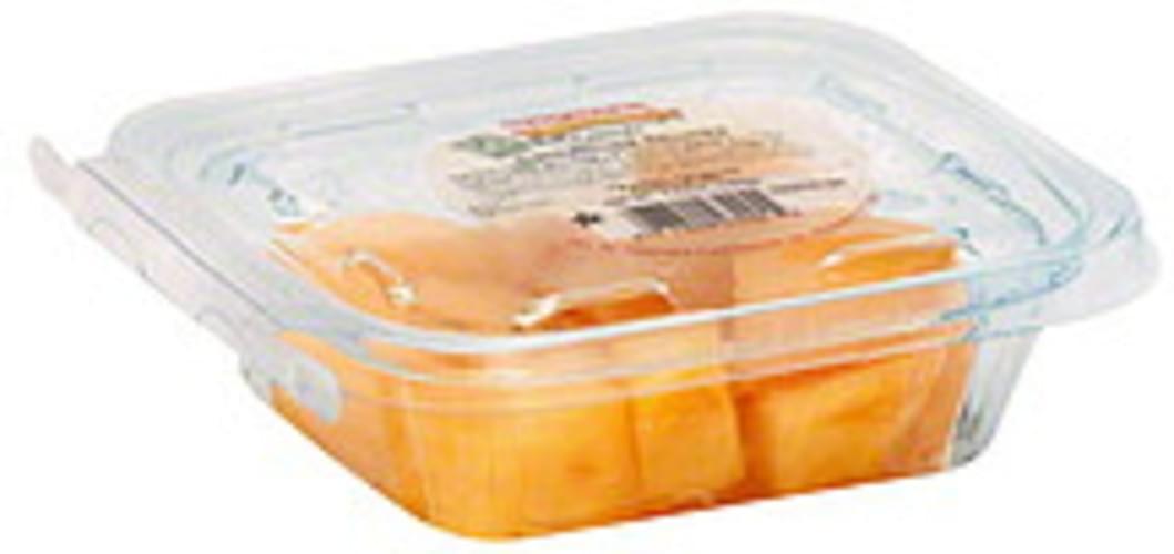 Wegmans Cantaloupe Chunks - 5.75 oz