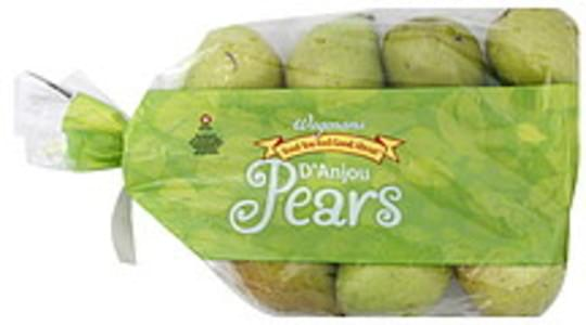 Wegmans Pears D'Anjou