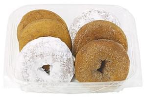 Wegmans Frozen Cakes & Pies Fry Cakes, 6 Pack