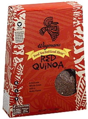 Wegmans Red Quinoa - 7 oz