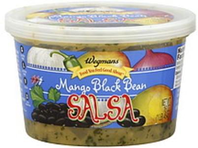 Wegmans Salsa Mango Black Bean