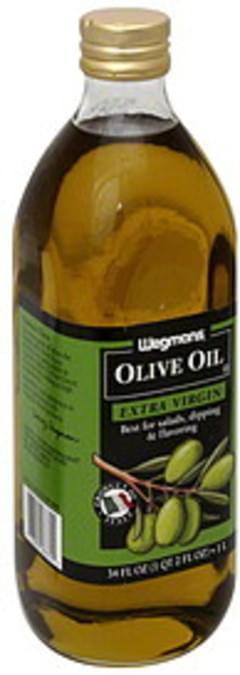 Wegmans Olive Oil Extra Virgin