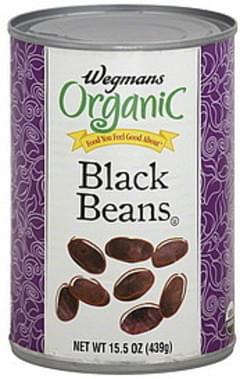 Wegmans Black Beans Organic