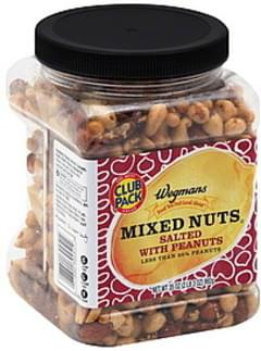 Food Club Deluxe, without Peanuts Mixed Nuts - 24 oz