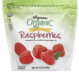 Wegmans Raspberries Organic