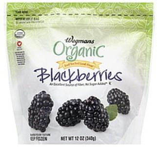 Wegmans Blackberries Organic
