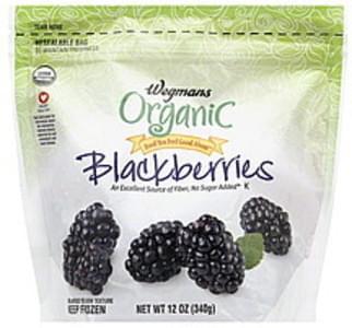 Wegmans Blackberries Organic