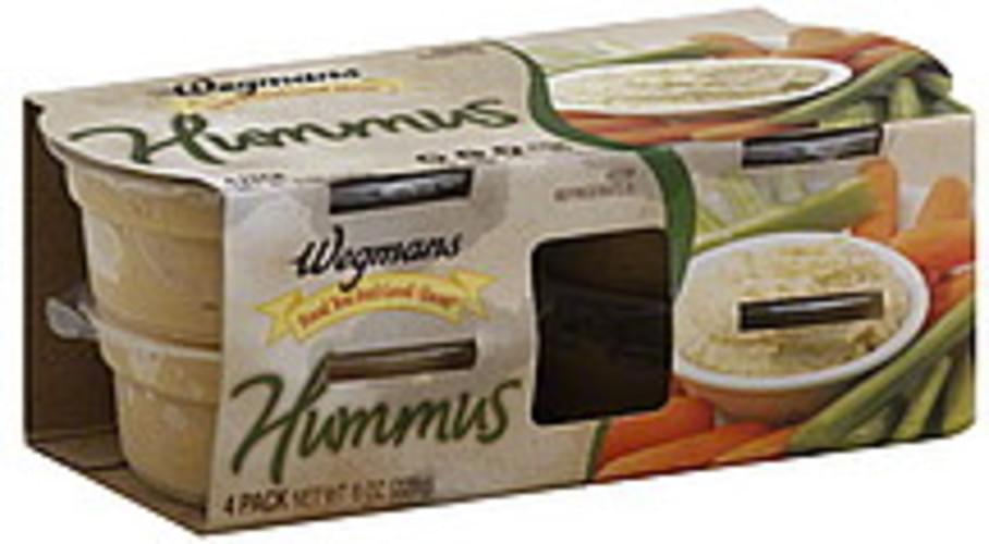 Wegmans Hummus - 4 ea