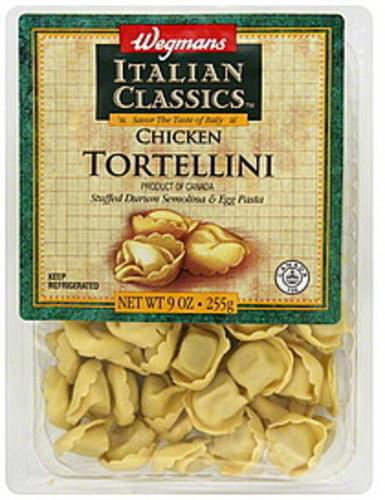 Wegmans Chicken Tortellini - 9 oz