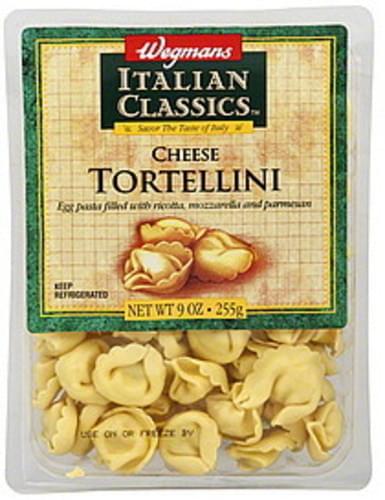 Wegmans Cheese Tortellini - 9 oz