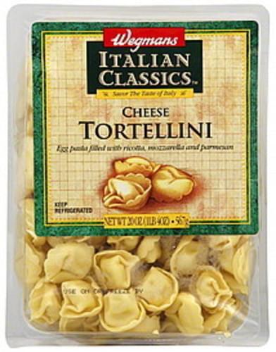 Wegmans Cheese Tortellini - 20 oz