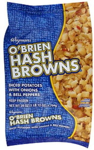 Wegmans O'Brien Hash Browns - 28 oz
