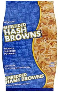 Wegmans Hash Browns Shredded