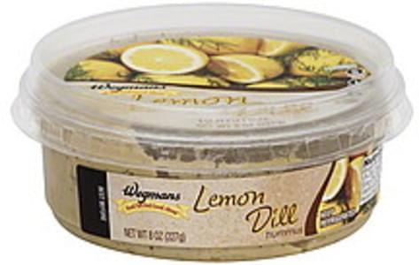 Wegmans Hummus Lemon Dill