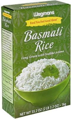 Wegmans Basmati Rice