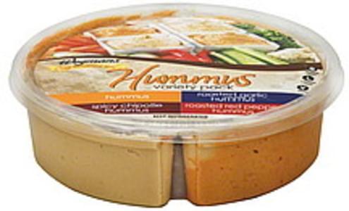 Wegmans Hummus Variety Pack