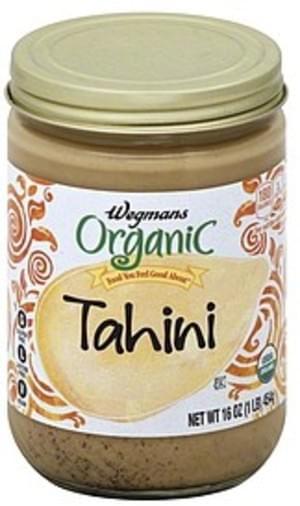 Wegmans Tahini - 16 oz