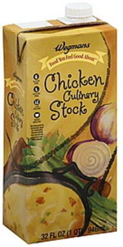 Wegmans Culinary Stock Chicken