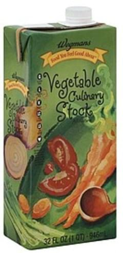 Wegmans Culinary Stock Vegetable