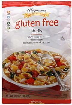 Wegmans Shells Gluten Free
