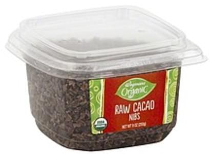 Wegmans Raw Cacao Nibs