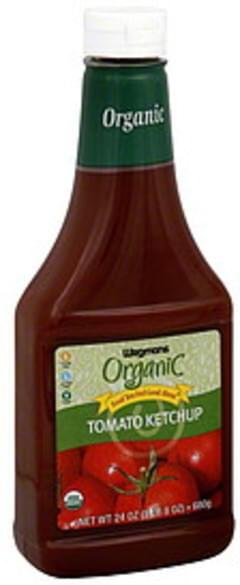Wegmans Tomato Ketchup Organic