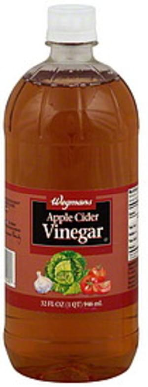 Wegmans Apple Cider Vinegar - 32 oz