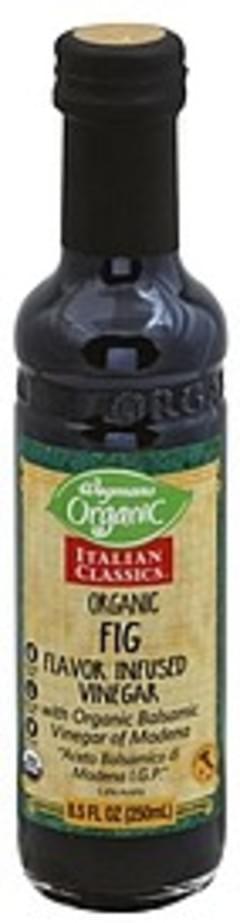 Wegmans Vinegar Flavor Infused, Fig