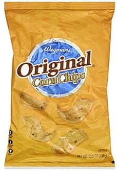 Wegmans Corn Chips Original