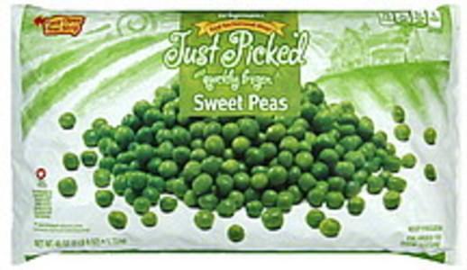 Wegmans Sweet Peas