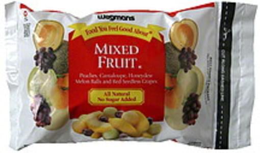 Wegmans Mixed Fruit