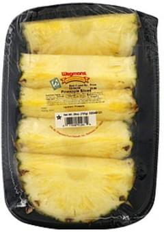 Wegmans Pineapple Slices